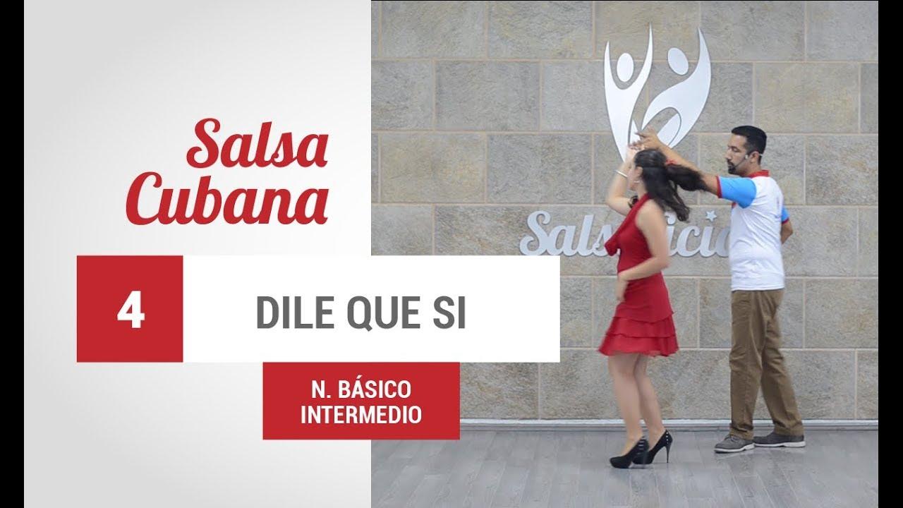 aprender a bailar salsa