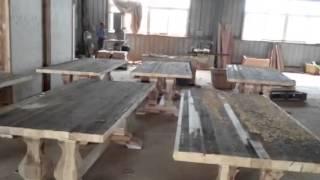 Workshop For Reclaimed Wood Furniture