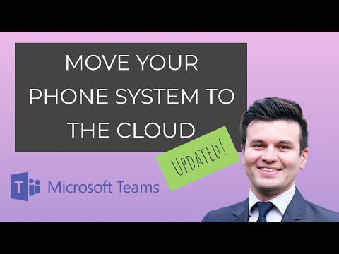 How to deploy Microsoft Phone System with Teams Step By Step Tutorial - updated November 2020