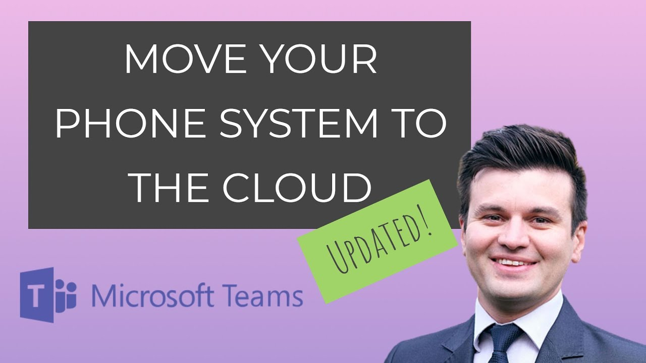 Migrate phones to the cloud with Microsoft Teams and Business Voice