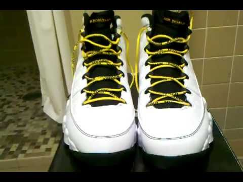 best authentic c437d fc099 Air Jordan 9 Retro Quai 54 2010