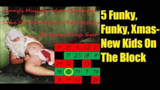 Watch New Kids On The Block Funky Funky Xmas video