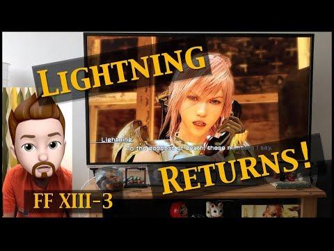 [Fokanálisis] Final Fantasy XIII & Lightning Returns
