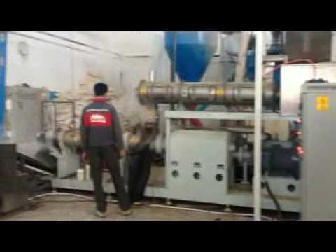 floating fish feed machine / 1 ton fish feed production line