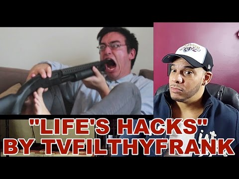 My ReView/ReAction to 100 ACCURATE LIFE HACKS