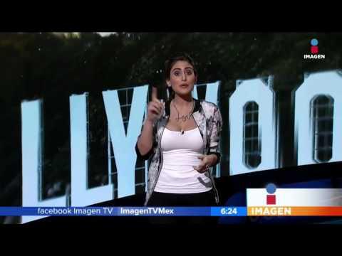 ¡Stan Lee dejó sus huellas en el Paseo de Hollywood!   Noticias con Francisco Zea