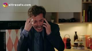 Mateo se puso loco cuando le hablaron de su mamá y ya se está cansando de ser Renzo