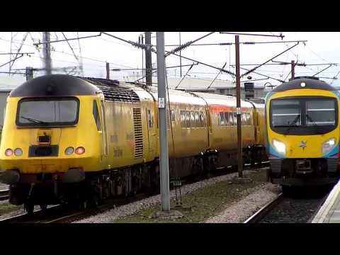 Trains At Doncaster 27/1/18