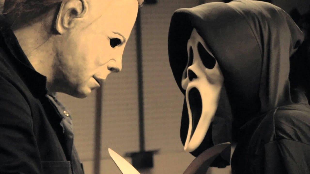 Michael Myers Vs Ghostface Official Trailer 2013 Horror Fan Film Halloween Scream