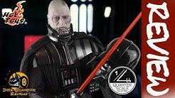 Hot Toys | Star Wars EP6 DARTH VADER QUATERSCALE QS13 Review [German/Deutsch]