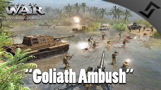 Men of War: Assault Squad 2 - Goliath Ambush