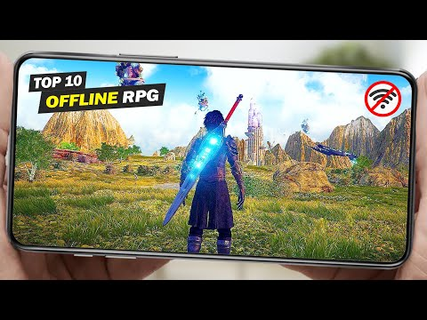 Top 10 Best Offline RPG Games For Android/iOS [Good Graphics]