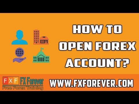 How to Open Forex Trading Account in URDU/Hindi by FXF