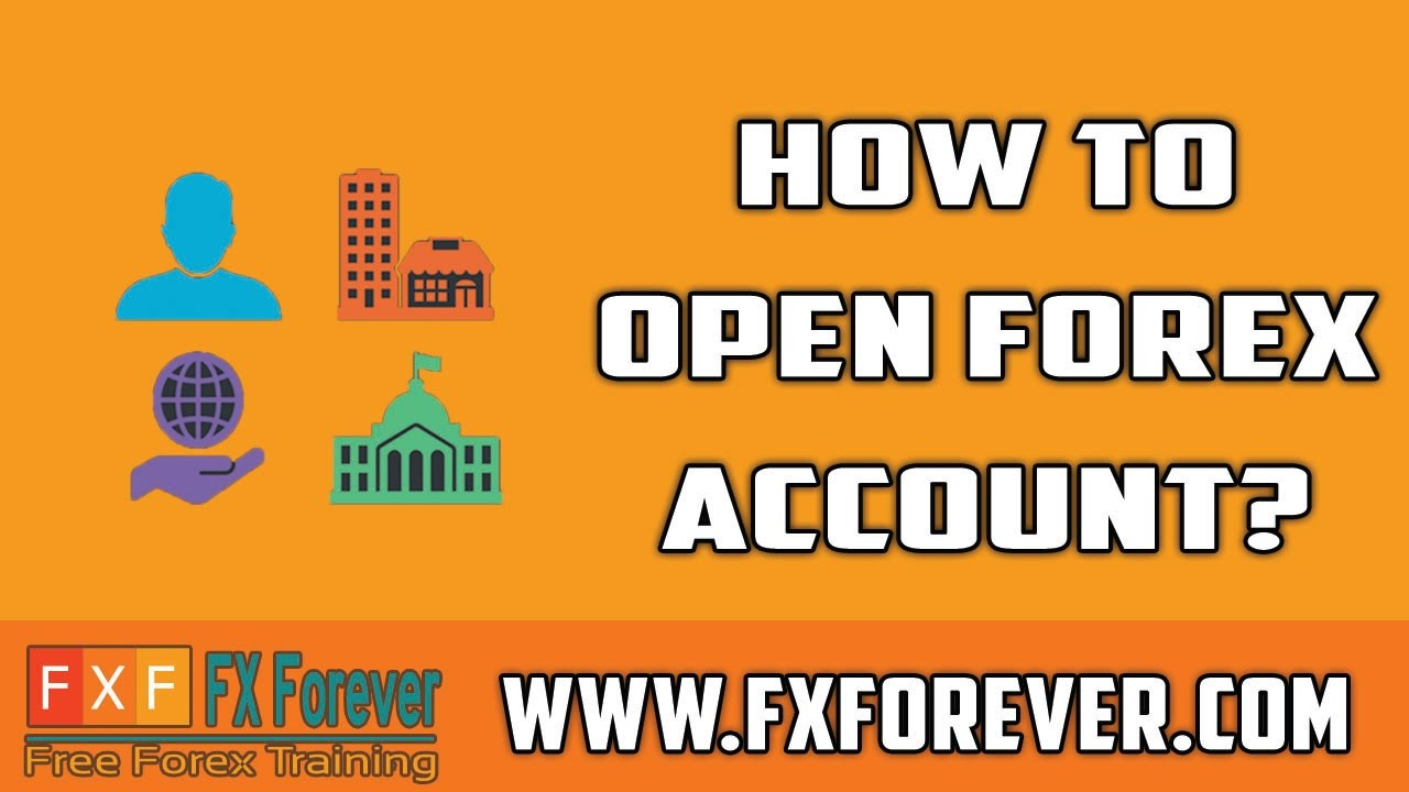 How to open forex trading account in pakistan