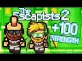 Escapists 2 - Epic +100 Strength Nunchuck Riot! - The Escapists 2 Multiplayer Gameplay