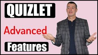 Quizlet 2019: Advanced Features Tutorial