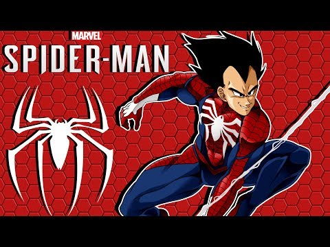 "Cover Lagu ""Your Friendly Neighborhood Bad-Man"" Vegeta Plays SPIDER-MAN - Part 1 STAFABAND"