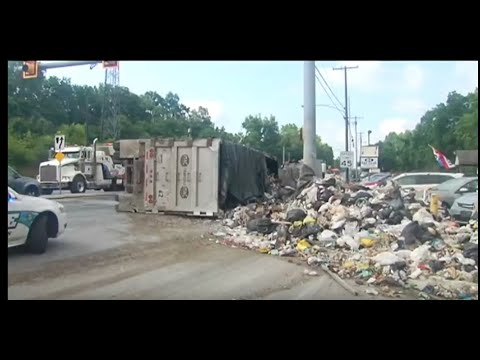 Smelly Garbage Recovery Makes Local News Headlines in Pennsylvania