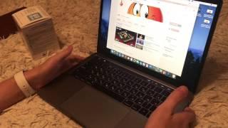 Лайфхак: Что делать, если залипла кнопка на MacBook Pro 2016 with Touch Bar