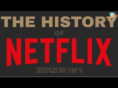The History of Netflix 2 MinsEpisode 1