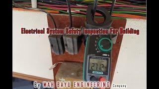 Pemeriksaan Keselamatan Sistem Pendawaian Elektrik - Professional