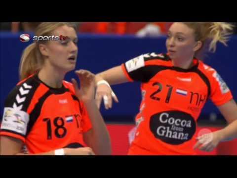 Baixar Norveç - Hollanda (Avrupa Kadınlar Hentbol Şampiyonası 2016 Finali)