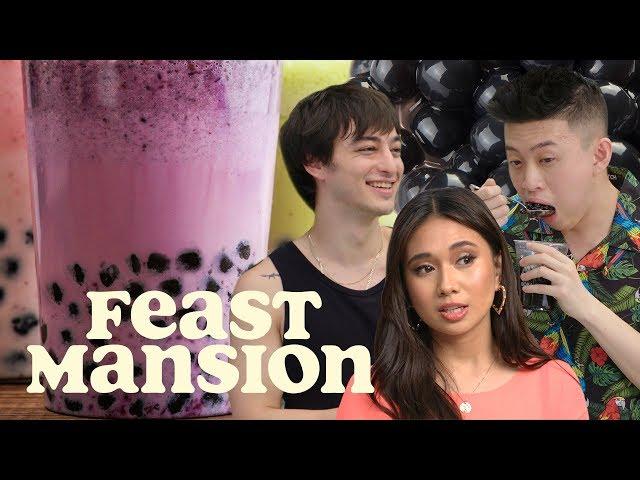 Joji Judges a Boba Tea Battle Between Rich Brian and NIKI   Feast Mansion