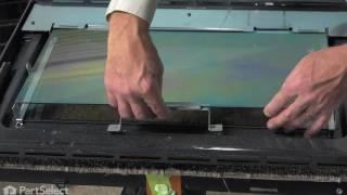Oven Repair - Replacing the Inner Door Glass (Whirlpool Part # WP4449263)