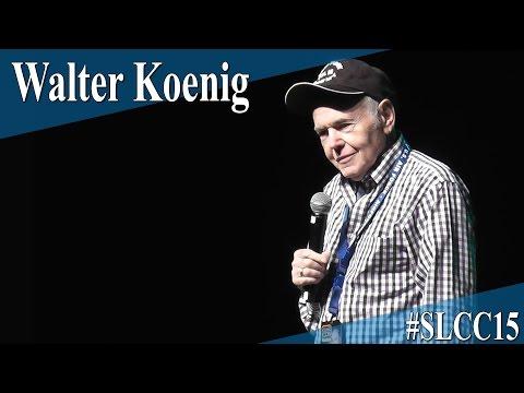 Walter Koenig - Full Panel/Q&A - Salt Lake Comic Con 2015