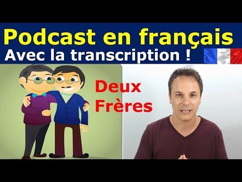 Français facile ! Histoire de Deux Frères