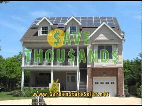 GARDEN STATE SOLAR - Install Solar Power TV Commercial, Middletown NJ