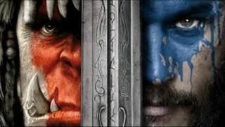 Саундтрек  из фильма варкрафт/ soundtrack from the movie warcraft