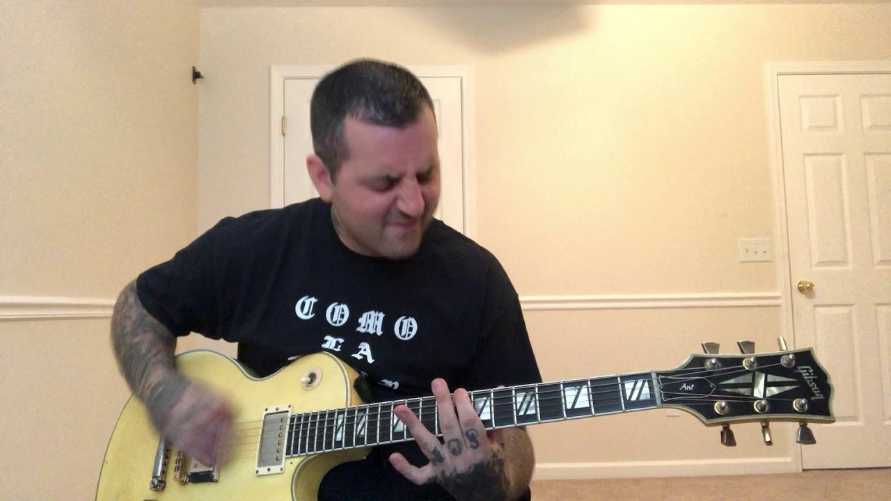 Bayside — Interrobang ‽ [Guitar Play Through]