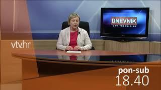 VTV Dnevnik najava 22. svibnja 2018.