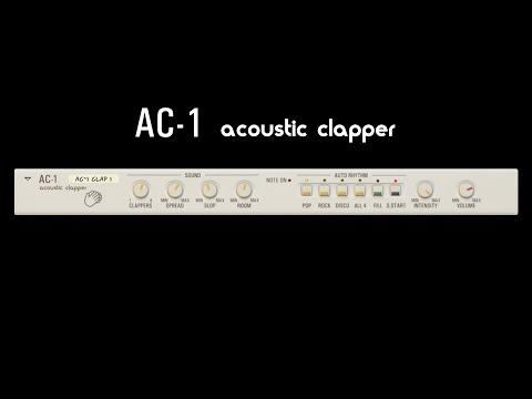 AC-1 Acoustic Clapper
