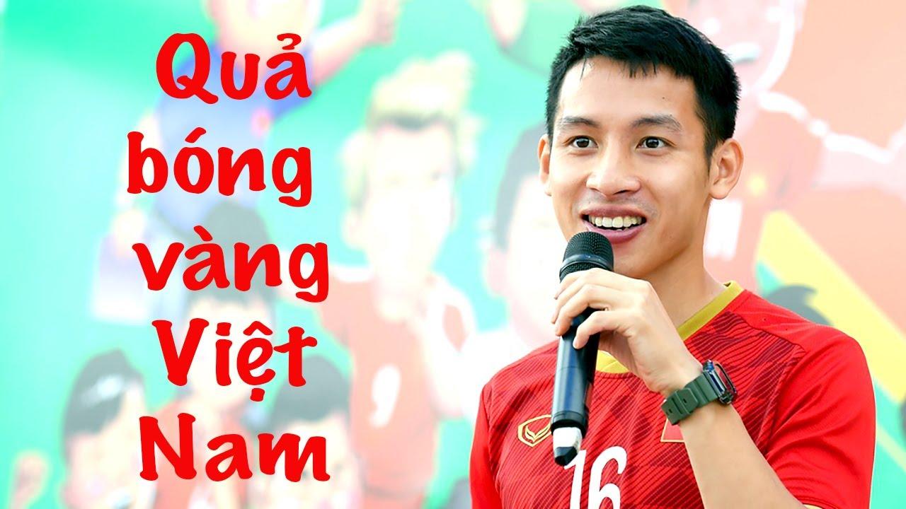 Thăm nhà Hùng Dũng – Quả bóng vàng Việt Nam 2019 ?