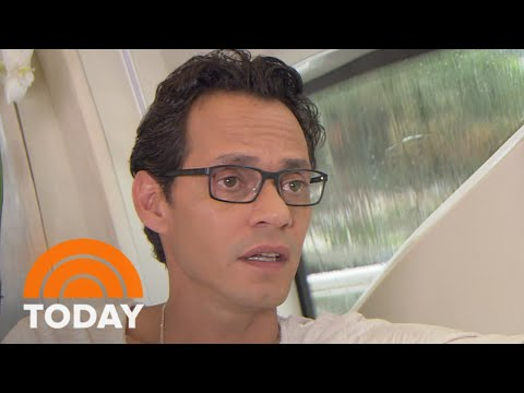Marc Anthony Started Singing At Age 3 | TODAY