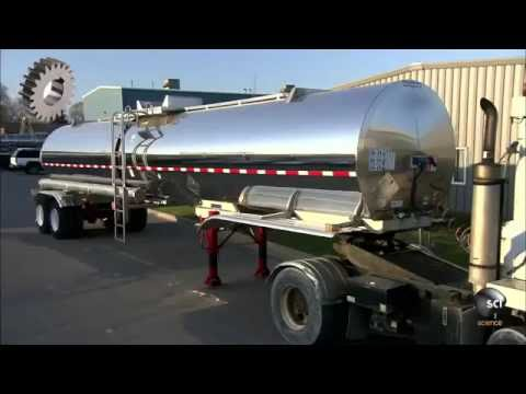 Chemical Tank Trailers