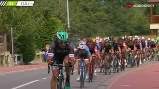 BinckBank Tour 2017 Stage 7 Final Kilometers