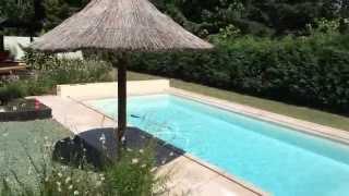Constructeur de piscines à Paray Le Monial - CARRÉ VERT
