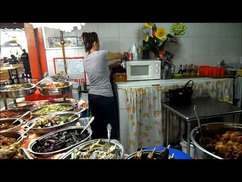 Farmers Market in Cubao, Manila Part 1