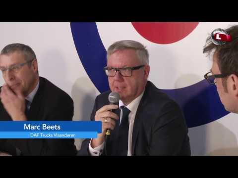 Truck & Transport 2017: producten Made in Belgium