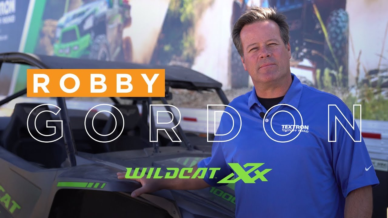 Textron Off Road | Robby Gordon Wildcat™ XX Walkaround