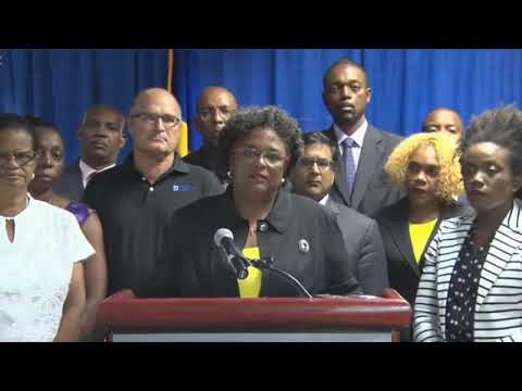Prime Minister Mottley welcomes the IMF as soon as next week