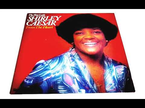 """Heavenly Father - Shirley Caesar, """"From The Heart"""""""