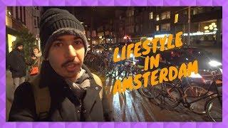 Lifestyle in Amsterdam | VLOG | Mooroo