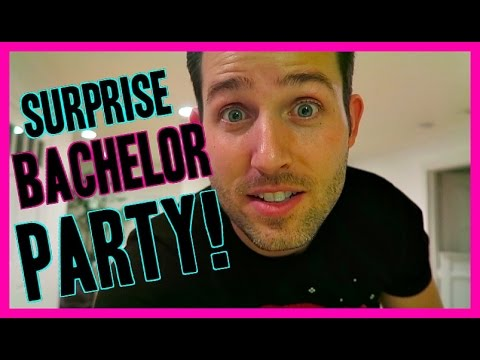 Surprise Bachelor Party - Day 187