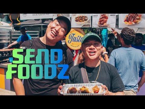 Taste of Chicago: Send Foodz w/ Timothy DeLaGhetto & David So