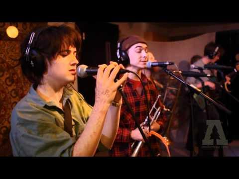 Rubblebucket on Audiotree TV performing Triangular Daisies