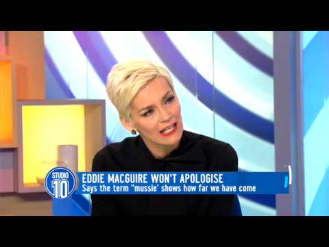 "Jess Rowe On Eddie McGuire: ""He Made My Life Hell""   Studio 10"